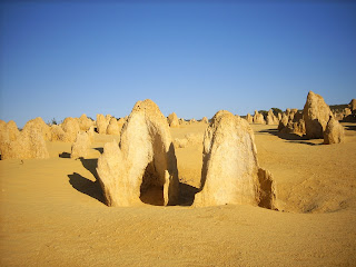 Pinnacles Desert, Cervantes, WA