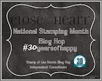 National Stamping Month Blog Hop