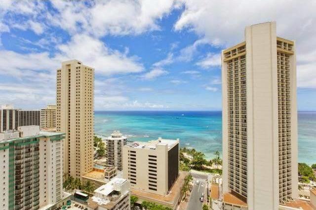 Pacific Monarch Condominiums
