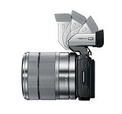 sony nex-5n electronic viewfinder fda-ev1s