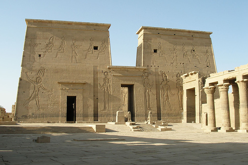 The Great Temple of Isis at Philae Ancient Egypt Facts