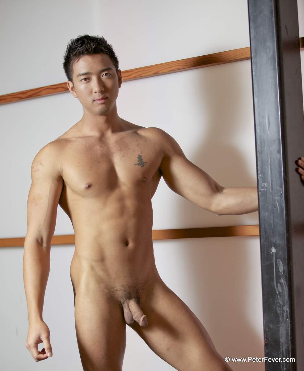beautiful asian men nude