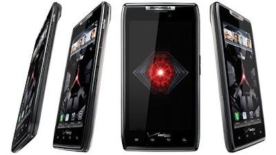 Motorola Droid Razr - Android