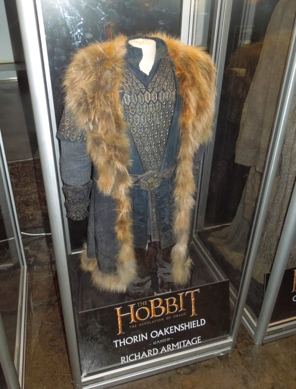 Richard Armitage Thorin Oakenshield costume Hobbit Desolation Smaug