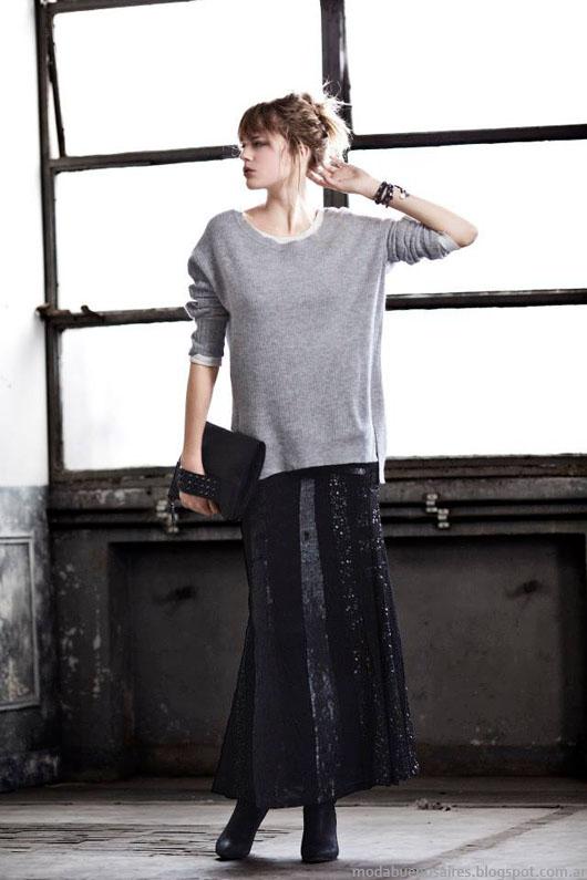 Paula Cahen D'Anvers otoñoinvierno 2014 moda otoño invierno 2014.