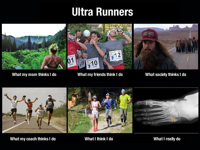 Funny Memes For Running : Andy b piece of string fun run unravelling the paradox