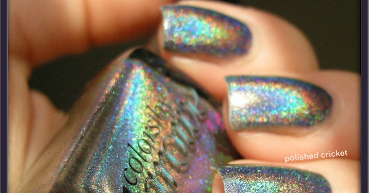 The Polished Cricket: Colors by Llarowe- Keira (Swatches ... Cricket
