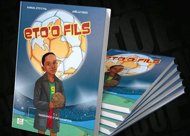 La historieta de Samuel Eto'o, el nacimiento de un campeón