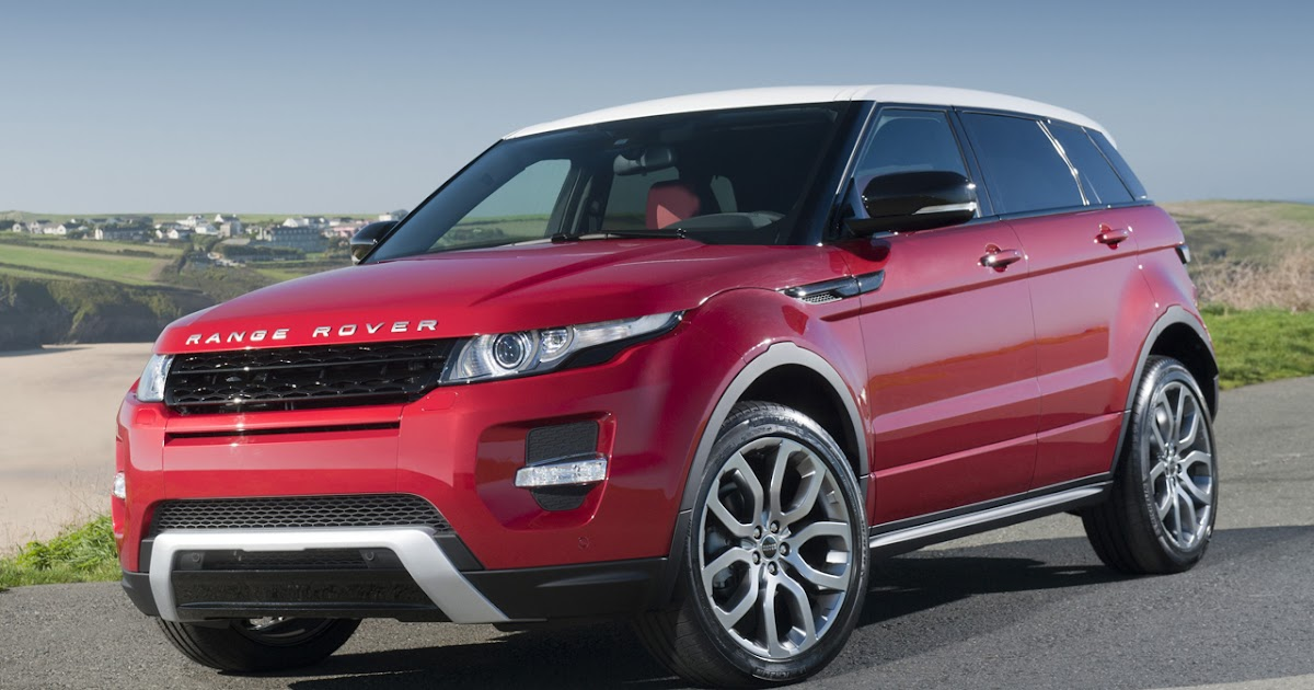 gero car news range rover evoque impresses worldwide. Black Bedroom Furniture Sets. Home Design Ideas