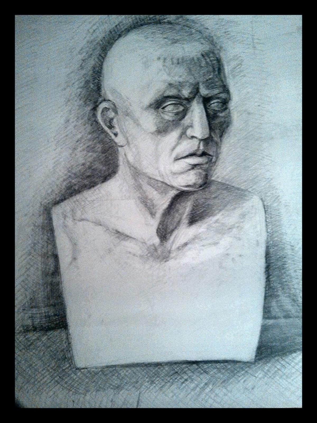 Portret - om batran