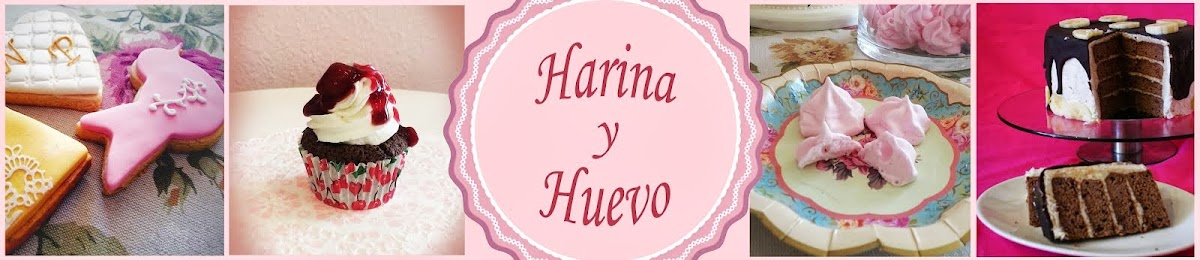 HARINA Y HUEVO