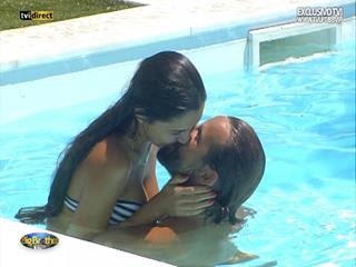 "Pedro Guedes fez-se ao ""bife"" hoje na piscina"