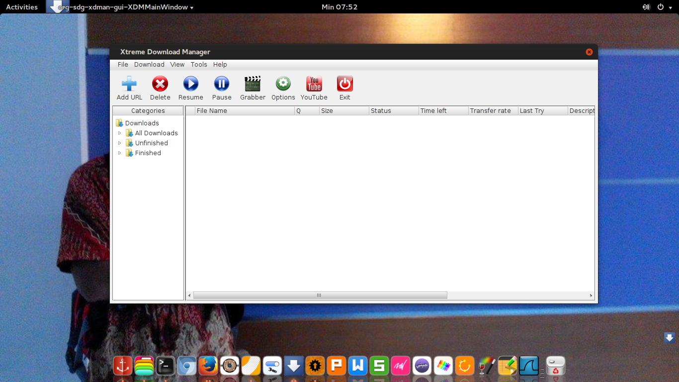 Cara download dari youtube menggunakan xdm pecinta ubuntu aktifkan xdm xtreme download manager ccuart Image collections