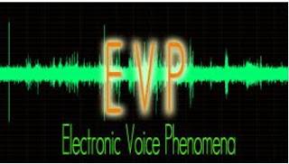 electronic voice phenomenon, evp