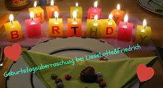Geburtstagsüberraschung