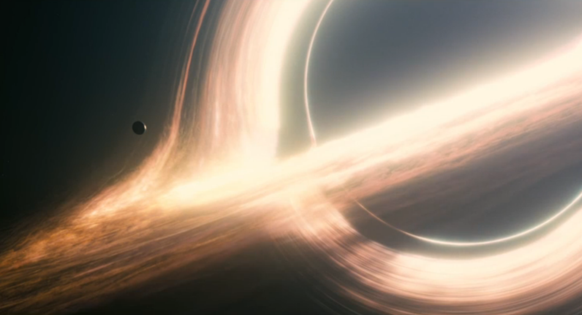 Interstellar - The Black Hole Gargantua | A Constantly Racing Mind