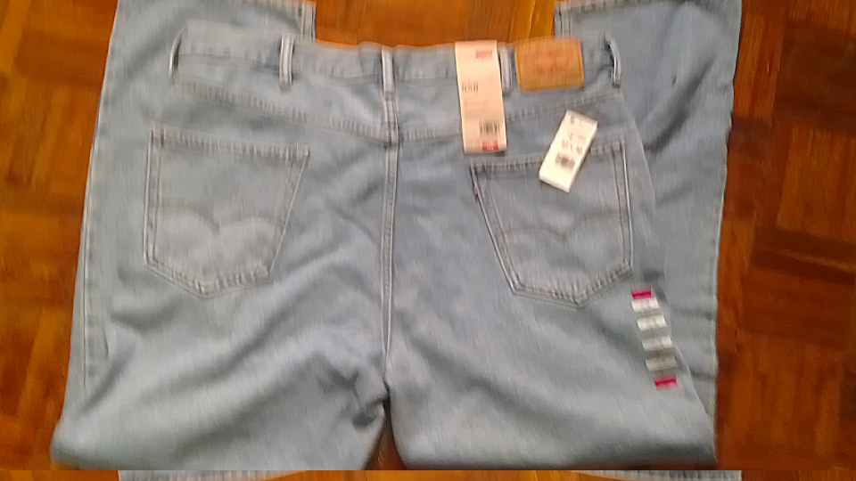 Jeans By Example Levis 550 Loose Straight W42 L32