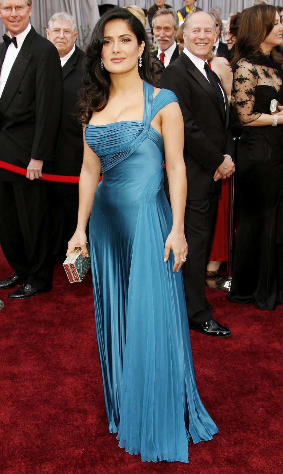 Salma Hayek Oscar 2006