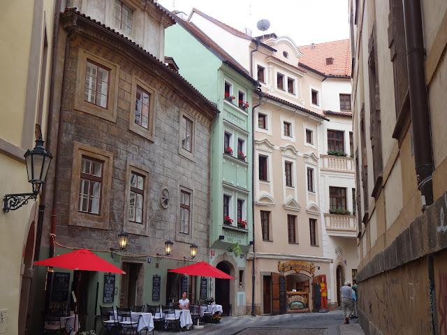 A Prague Street