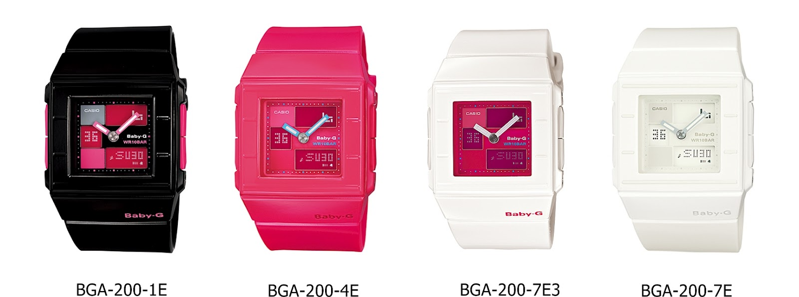 Casio Original Harga Miring Agustus 2012 Baby G Bg 1006sa 1 Bga 200