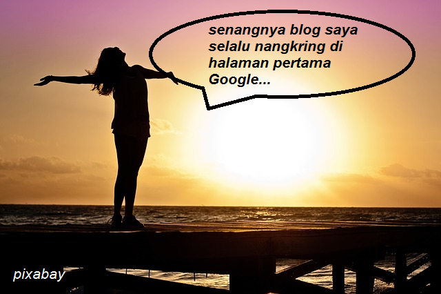 happy woman on blog mas hendra