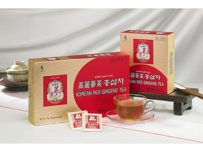 Cheong Kwan Jang Official Brand for the Red Ginseng
