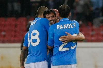 Napoli Lecce 4-2 highlights