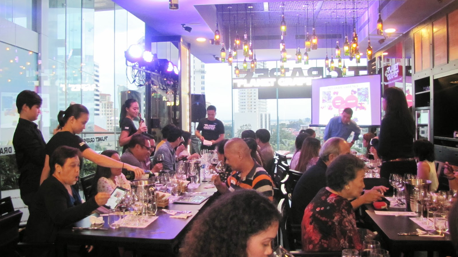 FTW! Blog, Planet Grapes Cebu, #032eatdrink, media launch