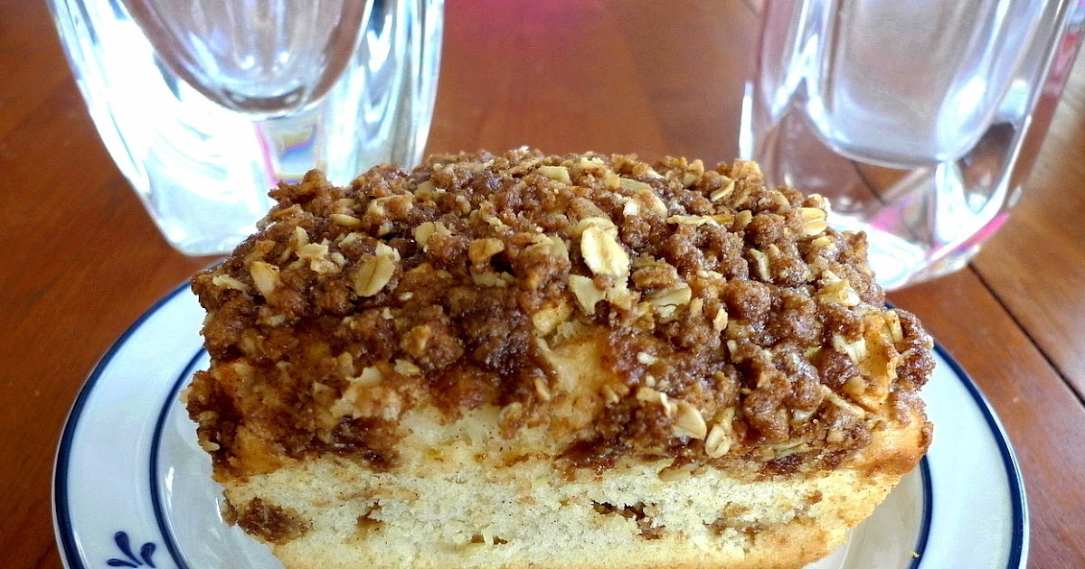 SWEET AS SUGAR COOKIES: Apple Crumble Loaf