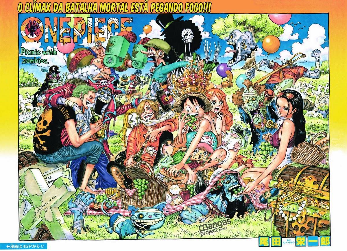 one piece 786 mangá leitura online