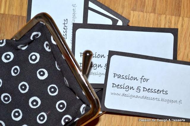 Passion for Design & Desserts