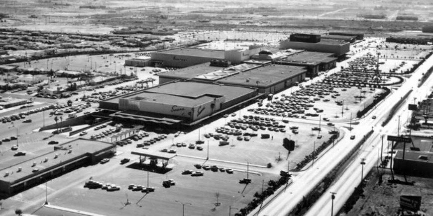 mccain mall 1979 Gallery