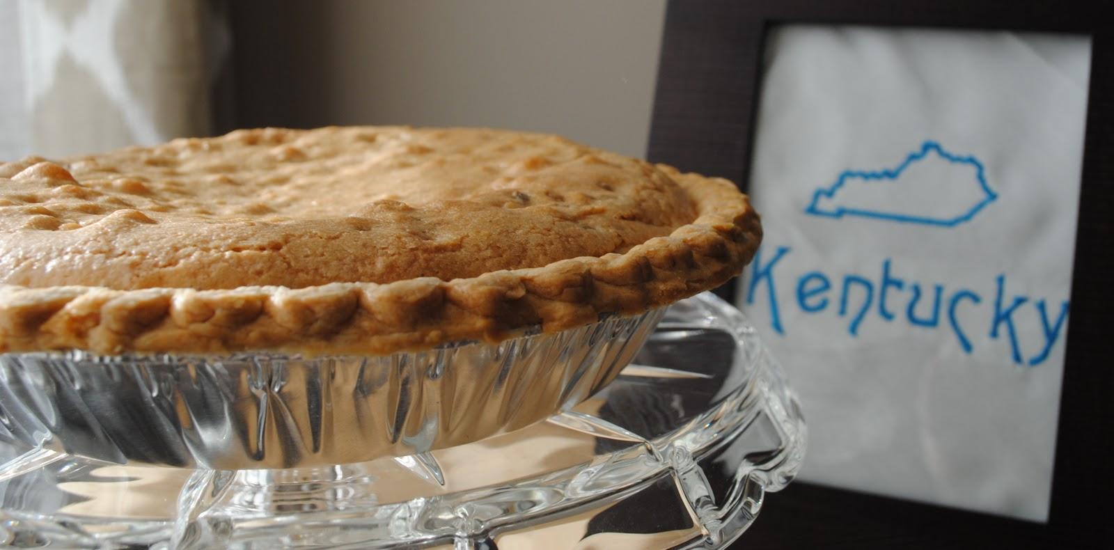 Sweet State of Mine: Kentucky - Derby Pie
