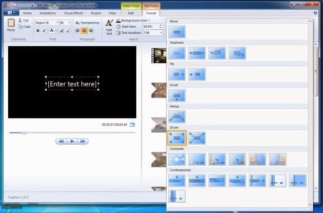 Software Untuk Membuat vidio atau mengedit video