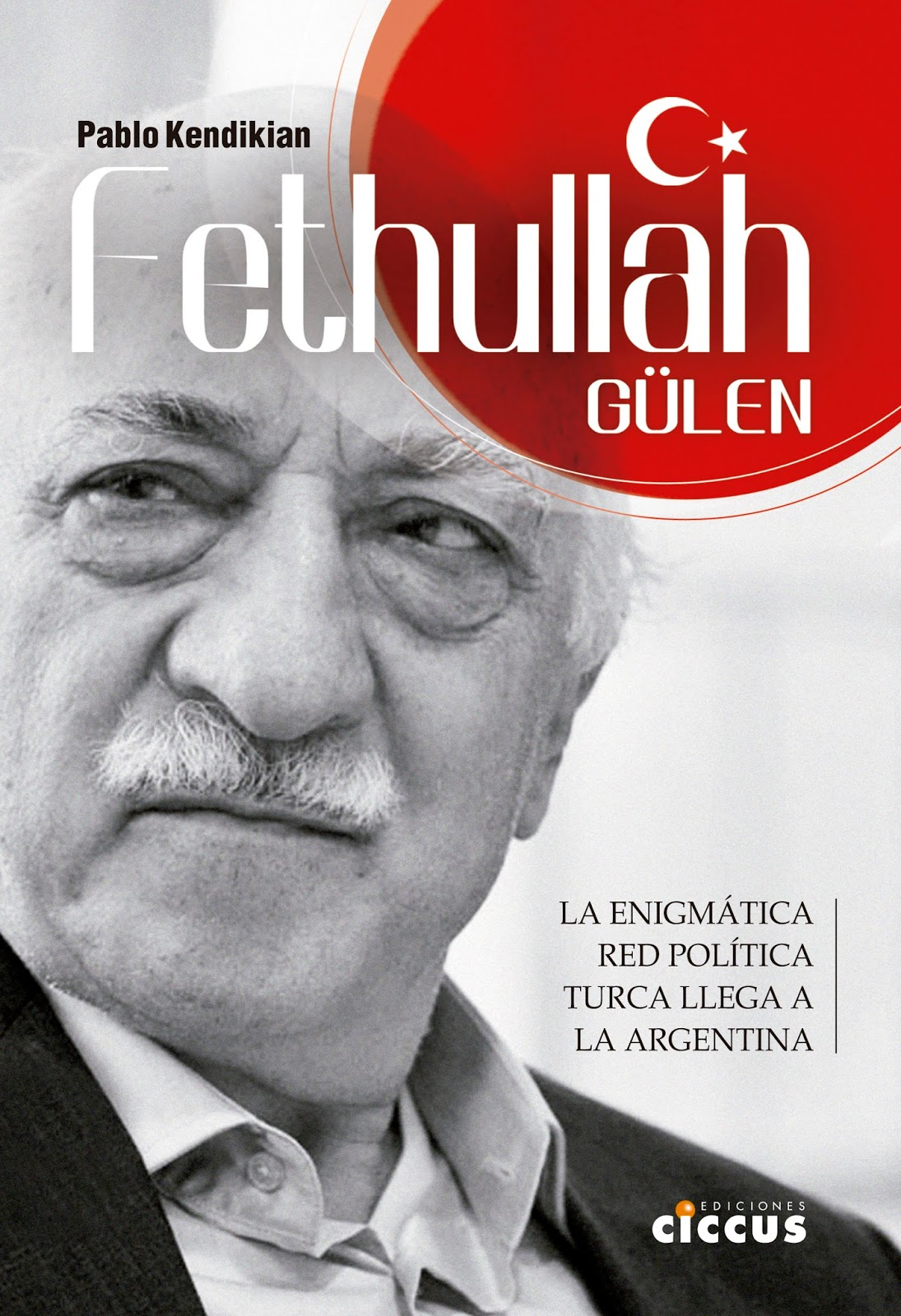 """Libro """"Fethullah Gülen"""""""