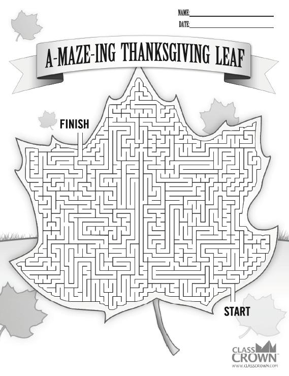 Free Resources: Three Thanksgiving Freebies!