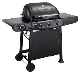Char-Broil 463722311 Char-Broil Easy-Assemble 3-Burner Gas Grill