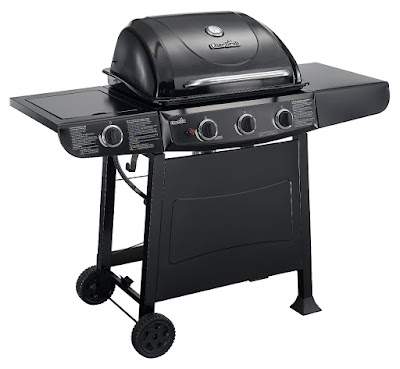 Char-Broil 463722311 Char-Broil Easy-Assemble 3-Burner Gas Grill