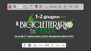 Il Bicicletterario in Festa 2018: il video-spot