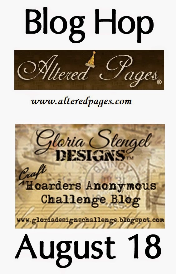 Monday August 18th Blog Hop!