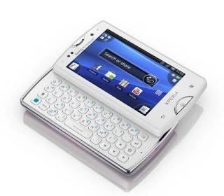 Sony Ericsson Xperia Mini and Mini Pro