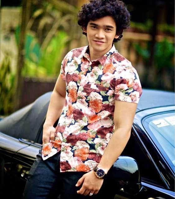 Pelakon Watak Tengku Zaqif atau Angah Hati Perempuan