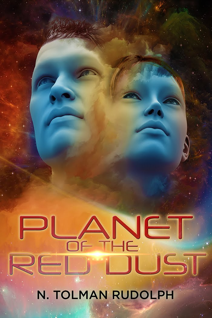 Planet of the Red Dust coming soon!
