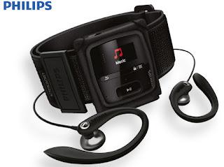Odtwarzacz MP3 Philips GoGEAR Raga 4GB Biedronka