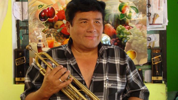 César Rivera - 1ra. Trompeta - Mariachi Nuevo Jalisco