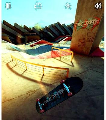 true skate hacked apk download