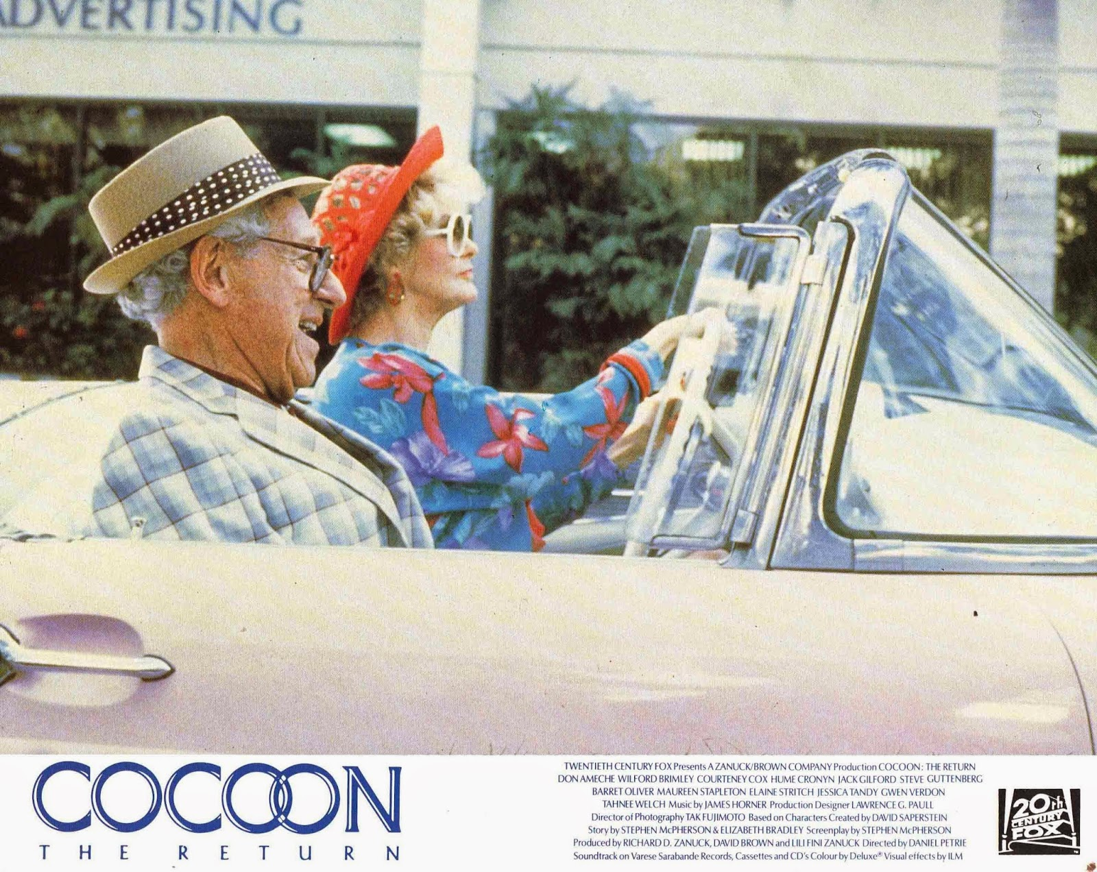 Cocoon 1985  Rotten Tomatoes