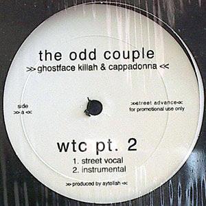 Ghostface Killah & Cappadonna – WTC Pt. 2 (VLS) (2002) (320 kbps)