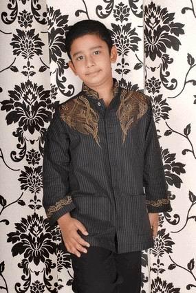 Bibo Collection Baju Muslim Anak Telekung Gamis Anak Koko