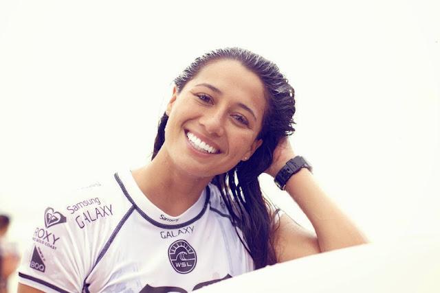 22 Roxy Pro Gold Coast 2015 Malia Manuel Foto WSL Kelly Cestari